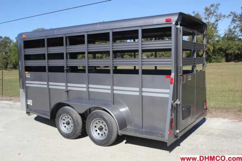 New 2013 Bee Stock Trailer