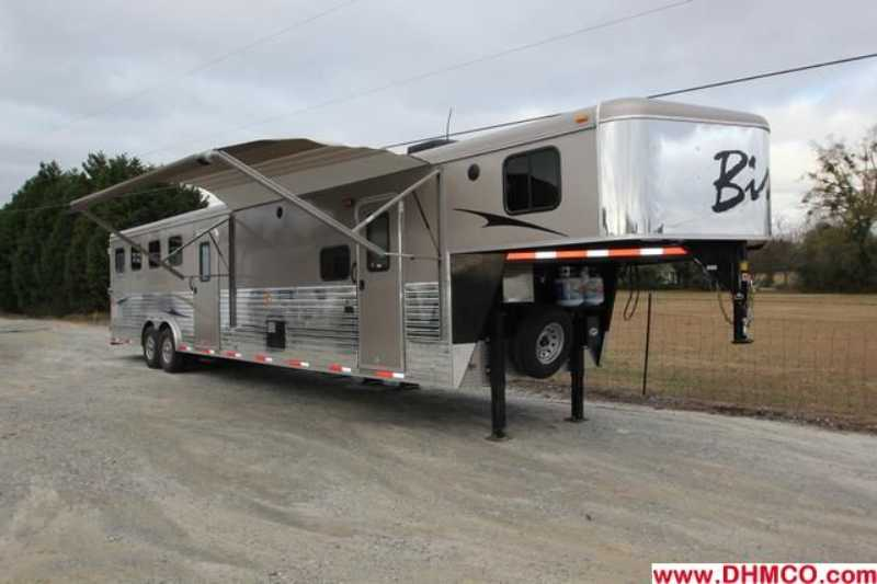 Bison Horse Trailer For Sale New 2013 4 Horse Trailer with ...