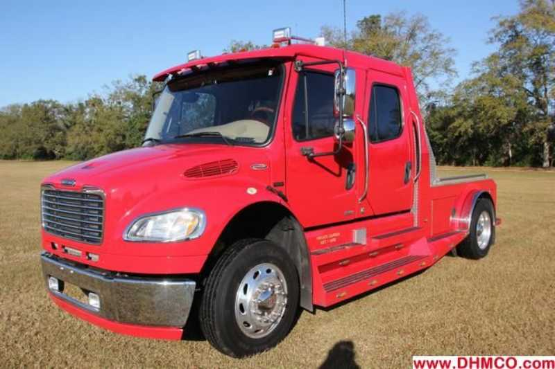 #18427 - Used 2007 Freightliner Truck