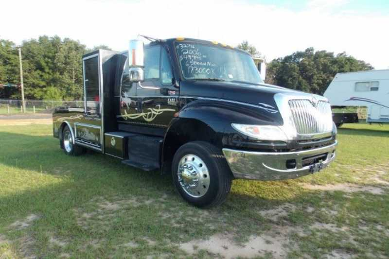 Used 2006 International Midsize Truck Trailer