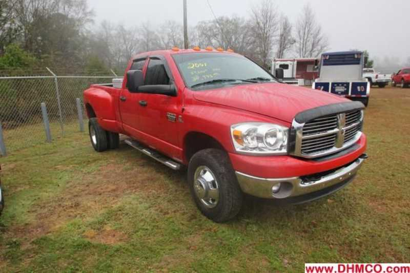 Used 2008 Dodge Midsize Truck Trailer