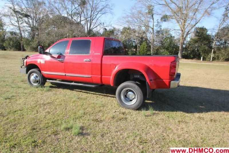 #16097 - Used 2007 Dodge 3500 MEGA Cab Truck