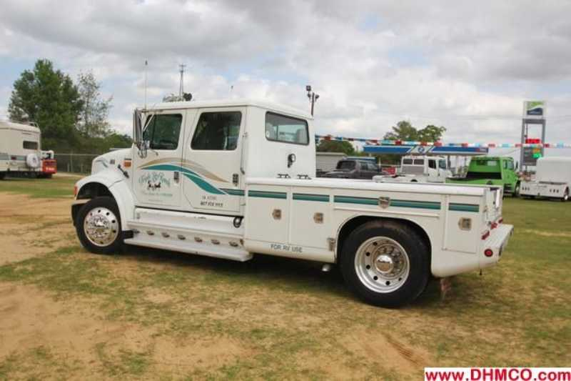 Used 1998 International Midsize Truck Trailer
