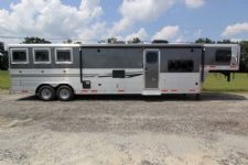 #87288 - New 2014 Lakota Charger 8315GLQ 3 Horse Trailer  with 15' Short Wall