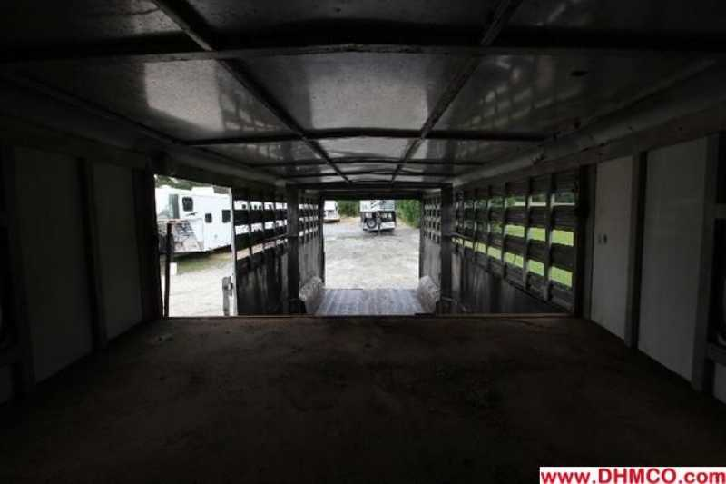 Used 1996 Southern Classic Stock Trailer