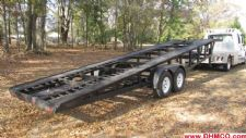 #29213 - Used 1991 Countryside Wedge Hauler Utility Trailer