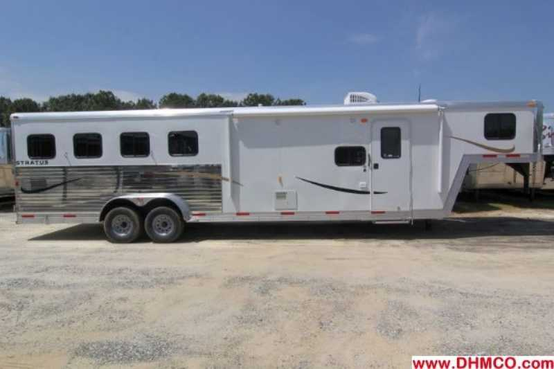 Bison Stratus Horse Trailer For Sale New 2014 4 Horse