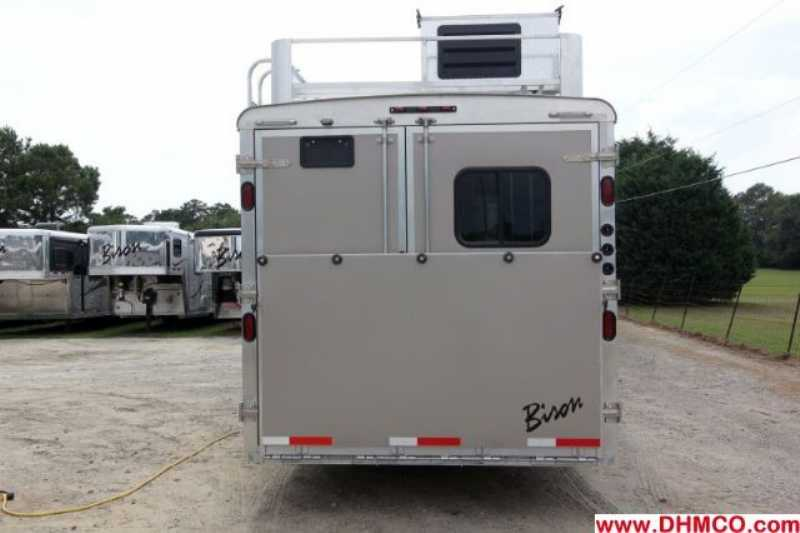 Bison Horse Trailer For Sale New 2014 4 Horse Trailer With