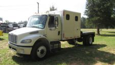 #57518 - Used 2008 Freightliner M2 106 Truck