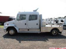 #06989 - Used 2000 Freightliner FL60 Truck