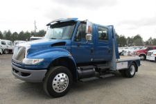 #43070 - Used 2008 International 4400  MAX FORCE! Truck