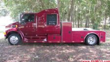 #62922 - Used 2004 Sterling 6500 Sport Chassis Truck