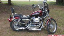 #40082 - Used 2000 Harley Davidson 1200 Sportster Motorcycle