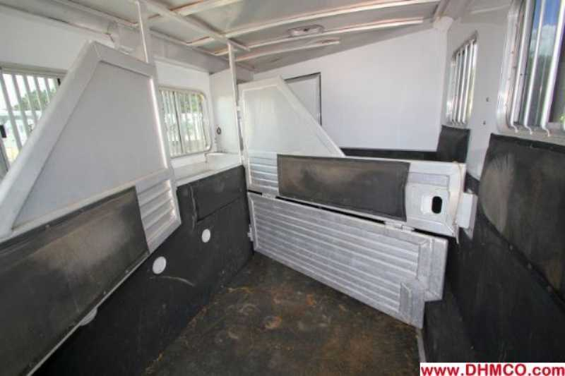 Featherlite Horse Trailer For Sale Used 2004 3 Horse