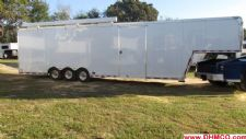 #07635 - Used 2006 Pace SCG8536TT Utility Trailer
