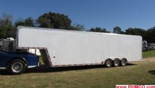 #07632 - Used 2006 Pace SCG8536TT Utility Trailer