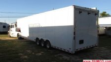 #07633 - Used 2006 Pace SCG8536TT Utility Trailer