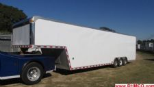 #07634 - Used 2006 Pace SCG8536TT Utility Trailer