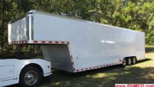 #29465 - Used 2008 Pace SCXG8536T Utility Trailer