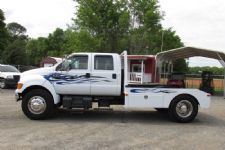 #09527 - Used 2000 Ford F650 Truck