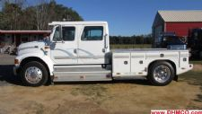 #62445 - Used 1999 International 4000 Series 4700 Truck