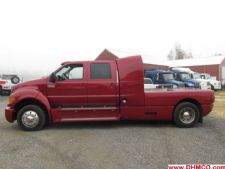#11296 - Used 2001 Ford F650 Truck