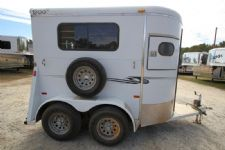 #77906 - Used 2008 Bee 2HST 2 Horse Trailer