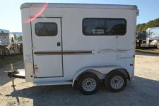 #C6747 - Used 2006 Sundowner  2 Horse Trailer
