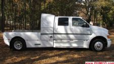 #27797 - Used 2001 Ford F650 Super Crewzer Truck