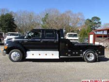 #08781 - Used 2007 Ford F650 Truck