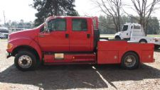 #47808 - Used 2000 Ford F650 Truck