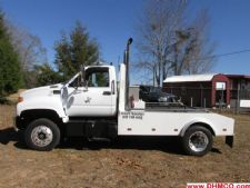 #18961 - Used 1999 GMC Top Kick Truck