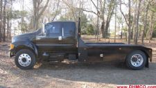 #09905 - Used 2002 Ford F650 Super Duty Truck