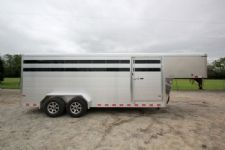 #B1505 - New 2015 Sundowner RANCHER20GN Stock Trailer