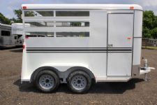#77171 - New 2016 Bee 2HBPSL 2 Horse Trailer  with 2' Short Wall