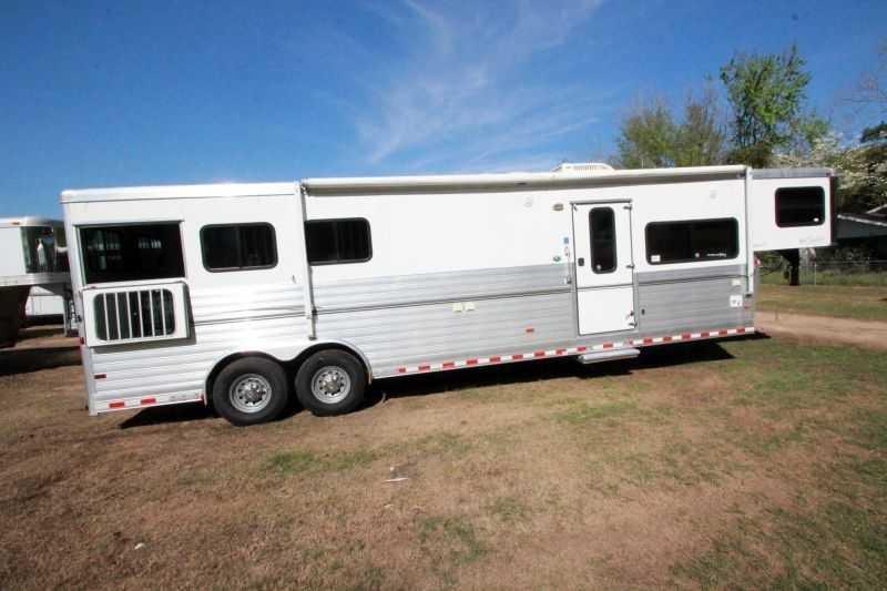 Sundowner Horse Trailer For Sale Used 2008 3 Horse Trailer ...