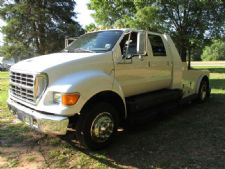 #02354 - Used 2003 Ford F650 Truck