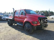 #95614 - Used 2006 Ford F650 Truck