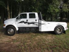 #00436 - Used 2000 Ford F650 Truck