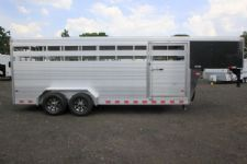 #B2421 - New 2016 Sundowner RANCHER20GN Stock Trailer
