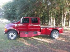 #65903 - Used 2000 Ford F650 Truck