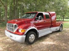 #02281 - Used 2001 Ford F650 Truck