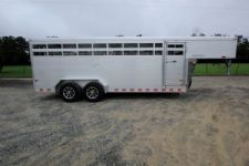 #B2918 - New 2016 Sundowner RANCHER20GNXP Stock Trailer