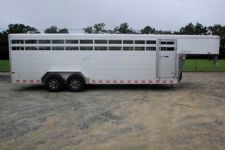 #B2919 - New 2016 Sundowner RANCHER24GNXP Stock Trailer