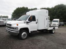 #00593 - Used 2005 Chevrolet C4500 Truck