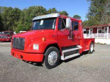 #57187 - Used 1999 Freightliner FL70 Truck