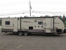 #33426 - New 2016 Forest River Cherokee Grey Wolf CCKT27RR Travel Trailer  with 25' Short Wall