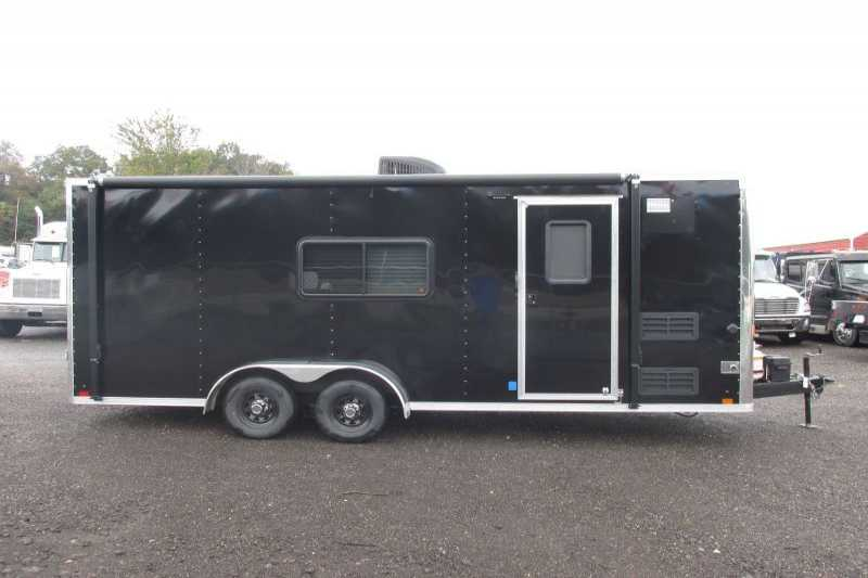 Empty Travel Trailer For Sale