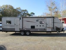 #34205 - New 2016 Forest River Cherokee Grey Wolf CCKT27RR Travel Trailer  with 25' Short Wall