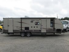#34191 - New 2016 Forest River Cherokee Grey Wolf CCKT26DBH Travel Trailer  with 25' Short Wall